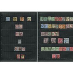 Great Britain Edward VII Stamp Collection 2