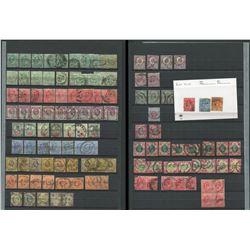 Great Britain Edward VII Stamp Collection 3