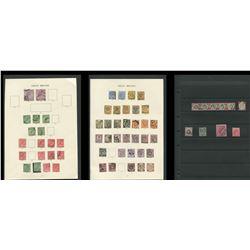 Great Britain Edward VII Stamp Collection 4