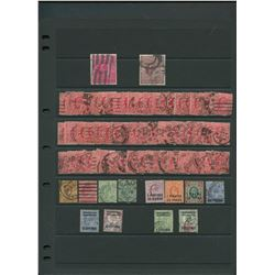 Great Britain Edward VII Stamp Collection 6