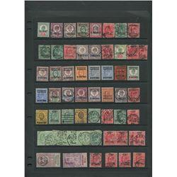 Great Britain Edward VII Stamp Collection 8