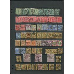 Great Britain Edward VII Stamp Collection 9