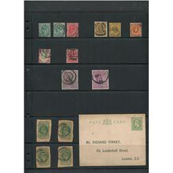 Great Britain Edward VII Stamp Collection 11