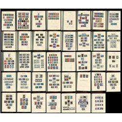 Great Britain Elizabeth II Stamp Collection 1