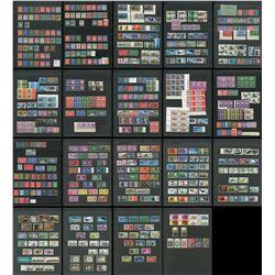 Great Britain Elizabeth Mint Stamp Collection