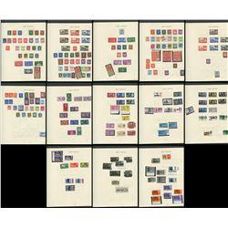 Great Britain Elizabeth Stamp Collection 1