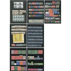 Great Britain Elizabeth Stamp Collection 4