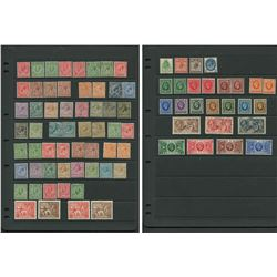 Great Britain George V Stamp Collection 2