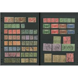 Great Britain George V Stamp Collection 8