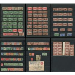 Great Britain George V Stamp Collection 11