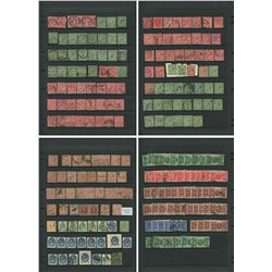 Great Britain George V Stamp Collection 13