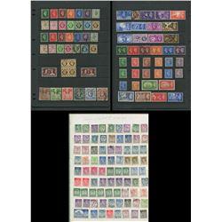 Great Britain George VI and Elizabeth II Stamp