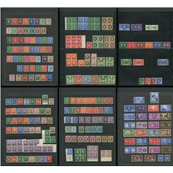 Great Britain George VI Mint Stamp Collection 2