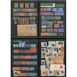 Great Britain George VI Stamp Collection 7