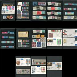 Great Britain Machin Definitives Stamp Collection