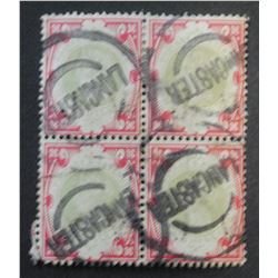 Great Britain Rare Block Collection