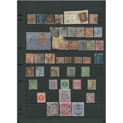 Great Britain Rare Victoria Stamp Collection