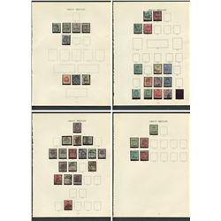 Great Britain Specialized Stamp Collection 1