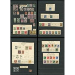 Great Britain Specialized Stamp Collection 2