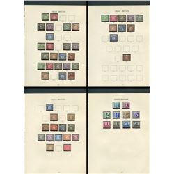 Great Britain Stamp Collection 2