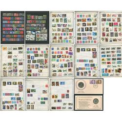 Great Britain Stamp Collection 7