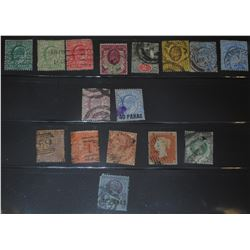Great Britain Stamp Collection 9
