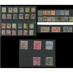Great Britain Stamp Collection 22