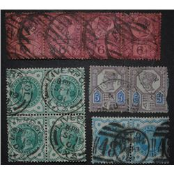 Great Britain Stamp Collection 23