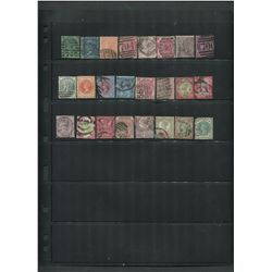 Great Britain Stamp Collection 24