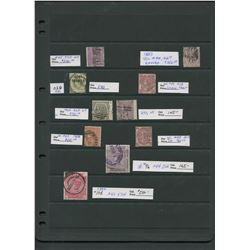 Great Britain Victoria Rare Stamp Collection 3