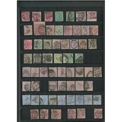 Great Britain Victoria Rare Stamp Collection 5