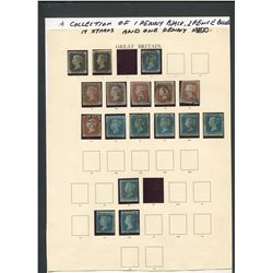 Great Britain Victoria Rare Stamp Collection 6