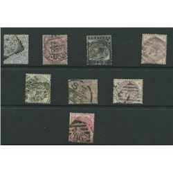 Great Britain Victoria Stamp Collection 1