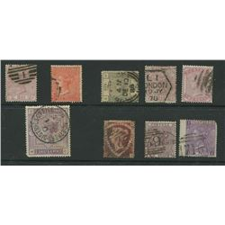 Great Britain Victoria Stamp Collection 2