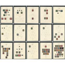 USA 1904-26 Stamp Collection