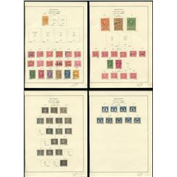 USA 1914-19 Revenue + Documentary Stamp Collection