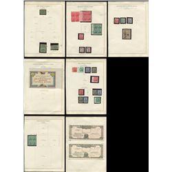 USA 1917-1945 Savings Stamp Collection