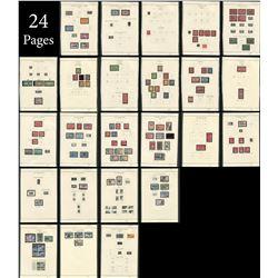 USA 1922-91 Stamp Collection