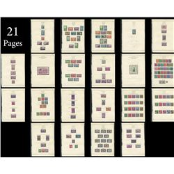 USA 1933-45 Mint Stamp Collection