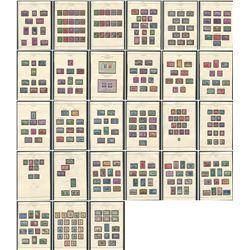 USA 1938-61 MNH Stamp Collection