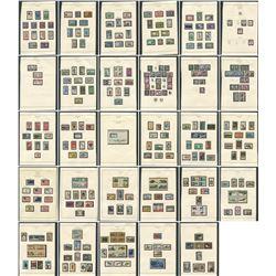 USA 1960-73 MNH Stamp Collection