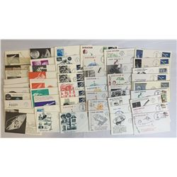 USA Flight Stamp Covers Collection