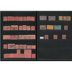 USA Postage Due & More Stamp Collection