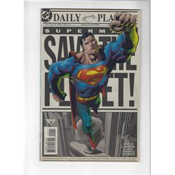 Superman Save the Planet Issue #1 by DC Comics