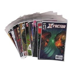 Set of X-Factor Comic Books by Marvel