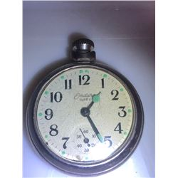 Very Old ENDUR TUFFY Pocket Watch Made in Great Britain