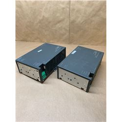 (2) Siemens 1P 6EP1437-2BA10 SITOP power 40 Power Supply Module