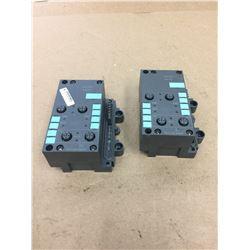 (2) Siemens 6GT2002-0HA00 Moby ASM 473