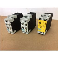 (3) SIEMENS INTERFACE MODULES *SEE PICS FOR PART #s*