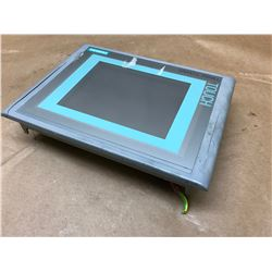 SIEMENS 6AV6 643-0AA01-1AX0 SIMATIC PANEL TOUCH